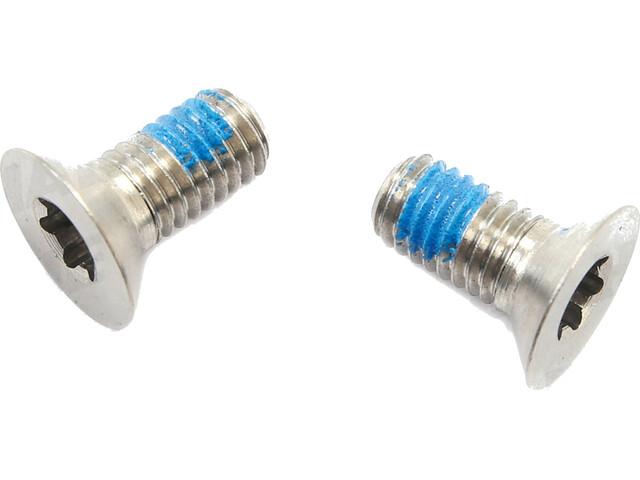SRAM Schrauben für Flat Mount Adapter 5mm Edelstahl 2 Stück